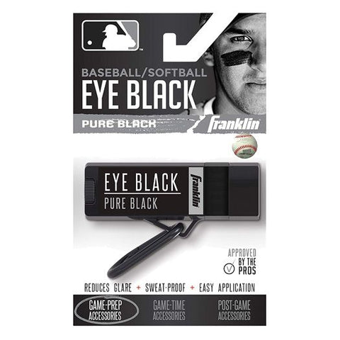 Franklin Premium Eye Black - Black