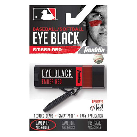 Franklin Premium Eye Black - Ember Red