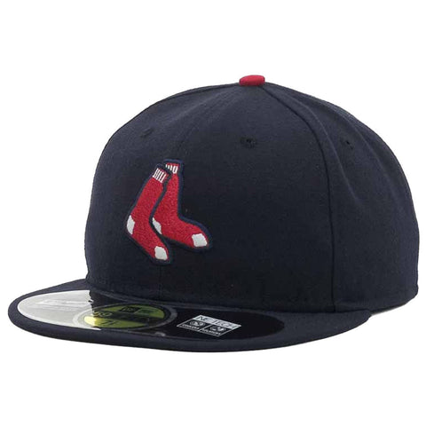 New Era MLB Authentic Cap Boston Red Sox On-Field Alternate Navy