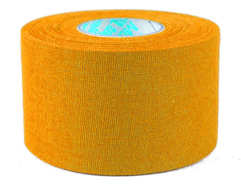 "Mueller Mtape 1.5"" x 10 yds Orange - 2 pk value"