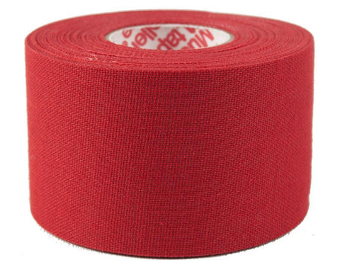 "Mueller Mtape 1.5"" x 10 yds Scarlet - 2 pk value - Baseball Accessories, Softball Accessories - Hit A Double - 1"