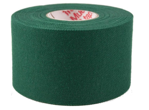 "Mueller Mtape 1.5"" x 10 yds Green - 2 pk value"