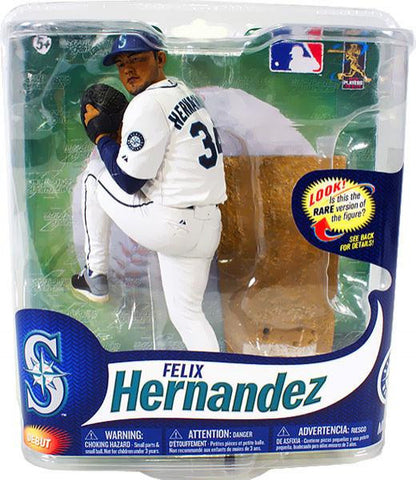 McFarlane Felix Hernandez MLB Series 31 SportsPicks Action Figure