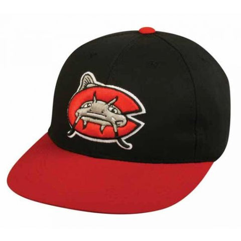 OC Sports MIN-253 Minor League Replica Caps - Carolina Mudcats