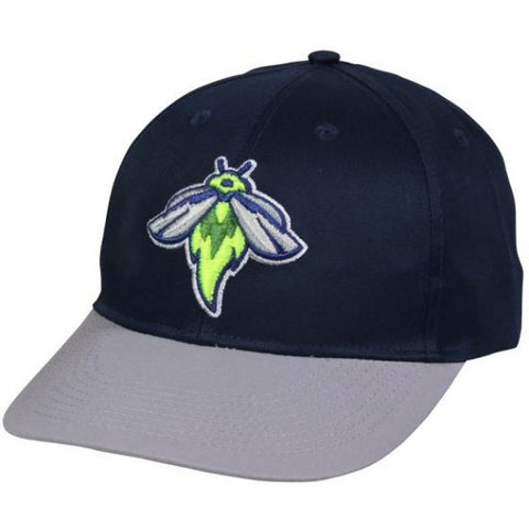 OC Sports MIN-253 Minor League Replica Caps - Columbia Fireflies