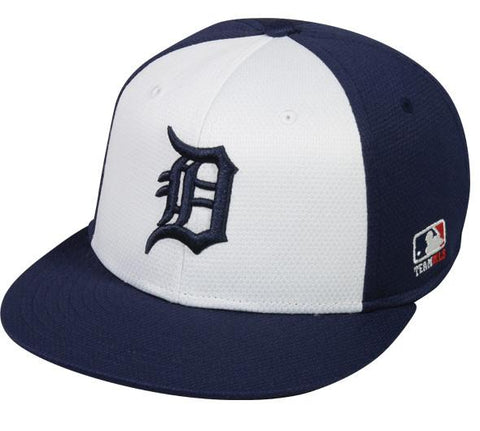 OC Sports MLB-400 MLB Mesh Baseball Cap - Detroit Tigers Colorblock