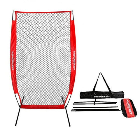 PowerNet I-Screen with Frame - Red