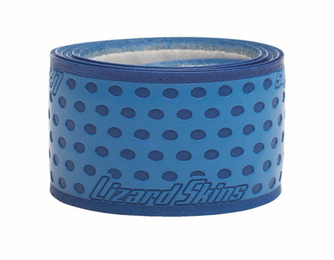 Lizard Skins Durasoft 0.5mm Bat Grip - Electric Blue - Baseball Accessories, Softball Accessories - Hit A Double