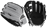 "Easton Small Batch 53 C33 11.75"" Infield Glove SMB53-3 C33 - Gray Black"