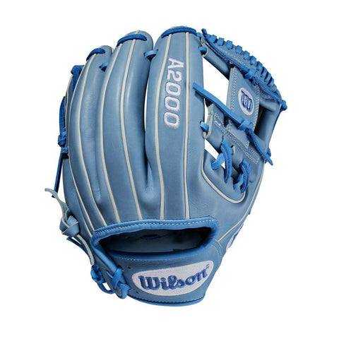 "Wilson 2020 A2000 1786 Limited Edition Autism Speaks 11.50"" Infield WBW100165115 - Blue - HIT A Double"