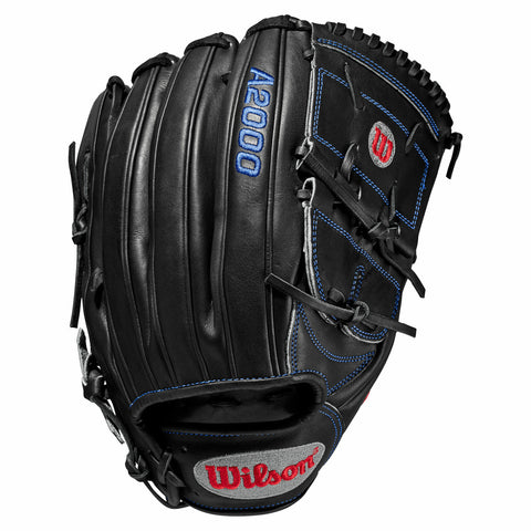 "Wilson 2019 A2000 Jon Lester 12.50"" Pitcher Glove WTA20LB19JL34GM - Baseball Gloves - Hit A Double - 1"
