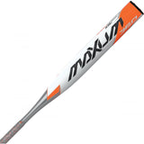 "Easton 2020 Maxum 360 (-12) Sr League 2 3/4"" Bat - White Ornge"