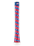 Lizard Skins Freedom Durasoft 1.1mm Bat Grip - Red Blue White