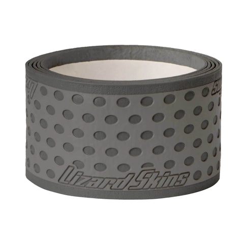 Lizard Skins Durasoft 0.5mm Bat Grip - Graphite - Baseball Accessories, Softball Accessories - Hit A Double