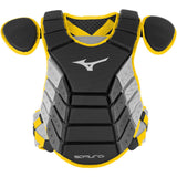 Mizuno Youth Samurai Box Set 380420 - Black Yellow - Catcher's Gear - Hit A Double - 3