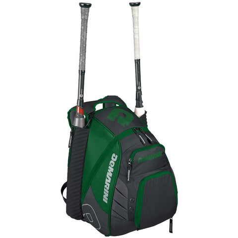 DeMarini Voodoo Rebirth Backpack - Dark Green