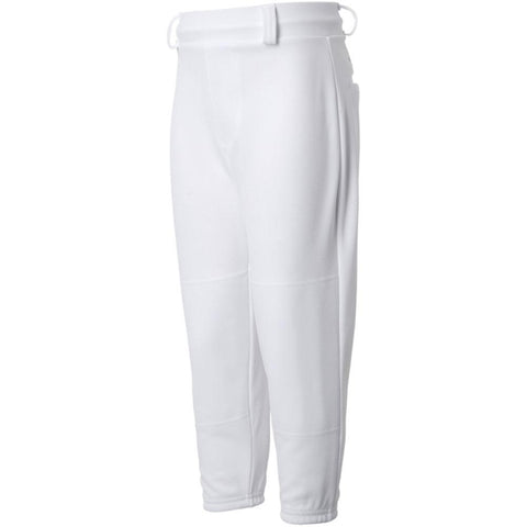 Easton Youth Pro Pull-Up Pants White