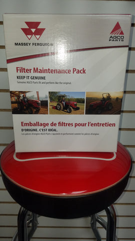 Massey Ferguson GC1700 Filter Service Pack