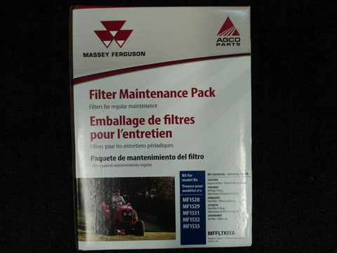 MFFLTKITA - 1528, 1529, 1531, 1532, 1533, Massey Ferguson Maintenance Packs
