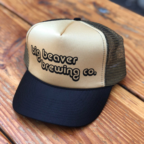 Big Beaver Trucker Cap