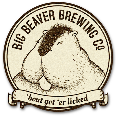 Big Beaver Brewing Co Logo
