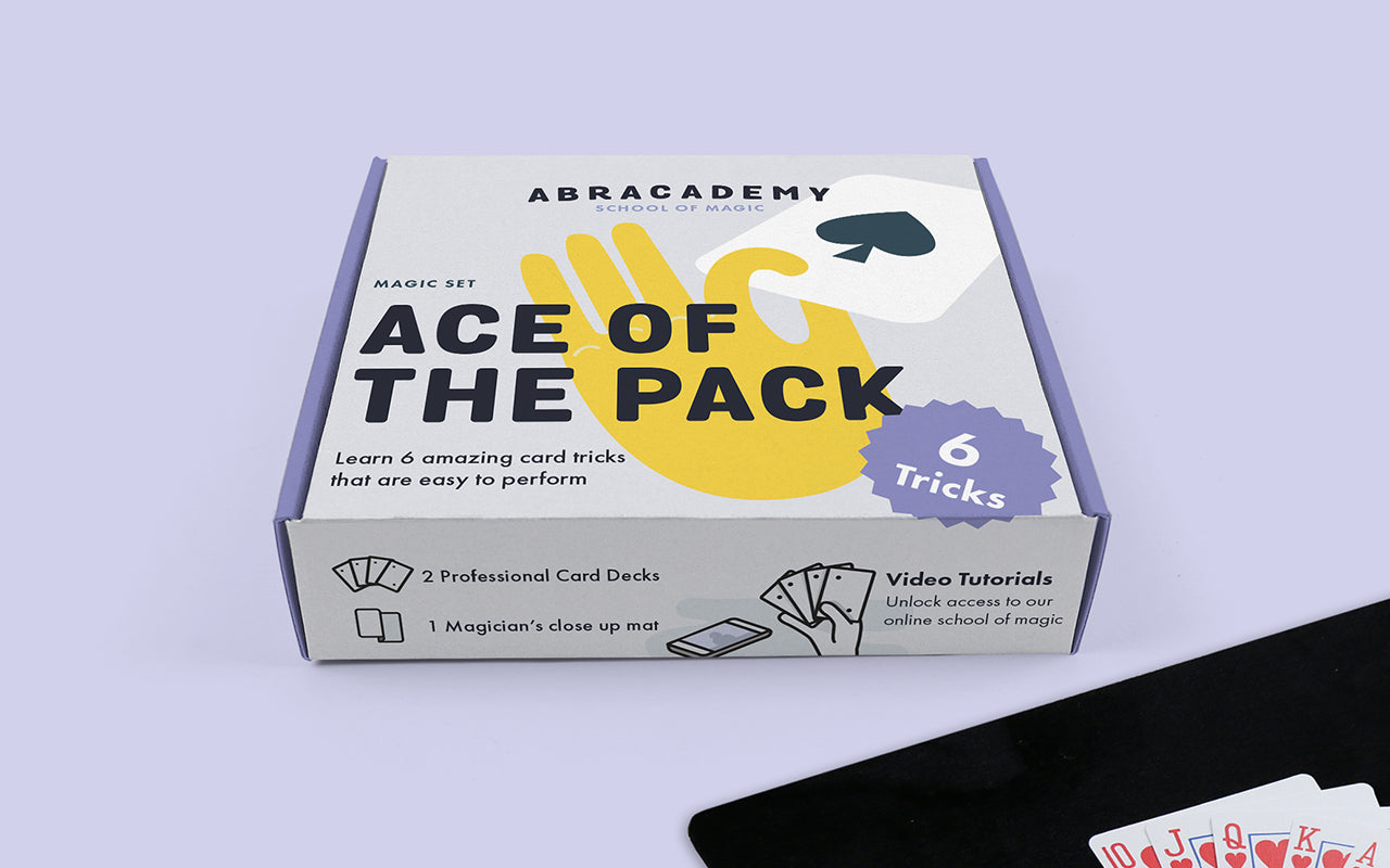 Ace of the Pack Magic Set