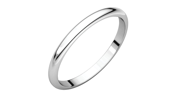 Plain Wedding Band
