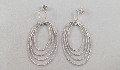 Multiple oval loop dangle(Multiple colors)