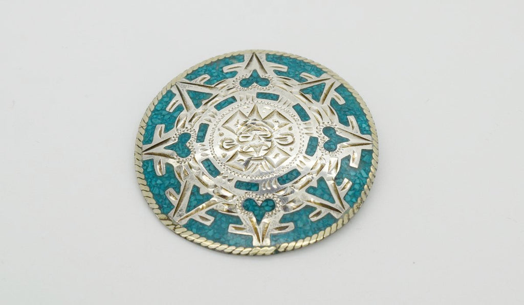 Mexican Brooch