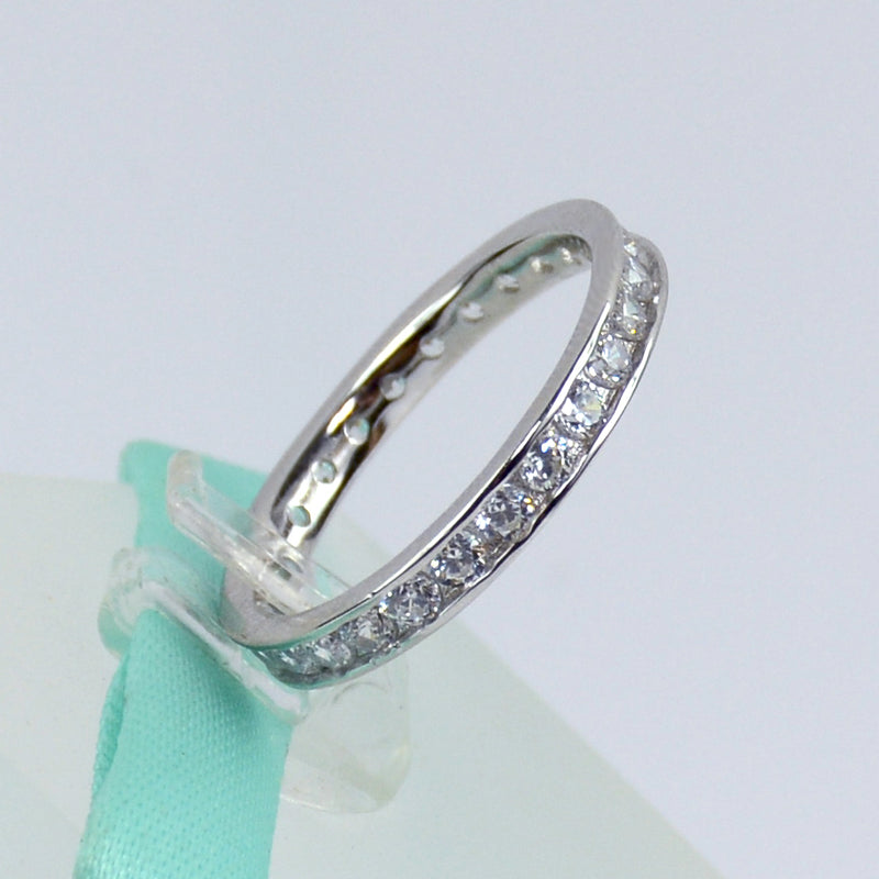 2MM Eternity Wedding Band - 6Grape Fine Jewelry