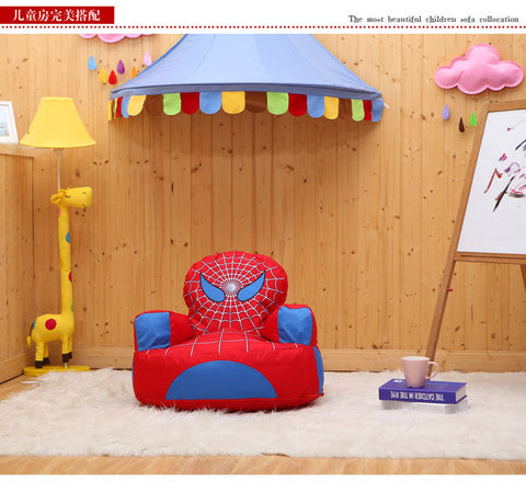 Spider Man Children Bean Bag Kids Bean Bag Chair with Filling