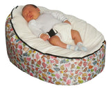 Animal Series - Birdie baby bean bag - Mama Baba                                                                     Baby Bean Bag World                   - 2