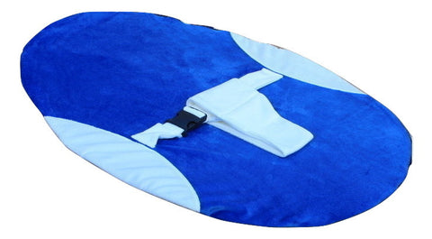 Bean Bag cover-Blue