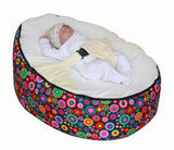 Spotty Series-Multi Colour Baby Bean Bag