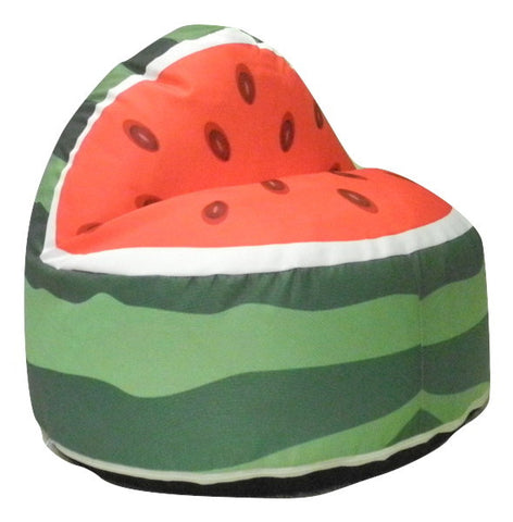 Cute Watermelon Children Bean Bag Kids Bean Bag with Filling … - Mama Baba                                                                     Baby Bean Bag World                   - 1