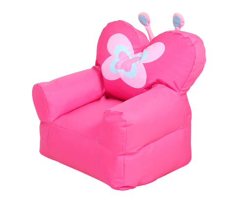 Butterfly Children Bean Bag Kids Bean Bag with Filling …