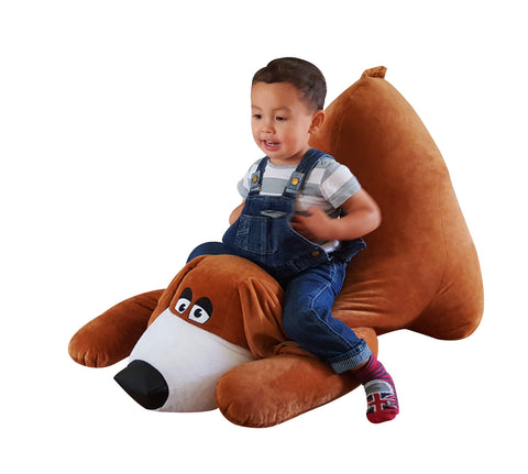 Dog Children Bean Bag Sofa Chairs Kids Beanbag with Filling