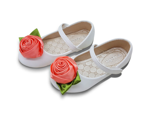 Girls Wedding Party Flower Girls Mary Jane Style Princess Shoes