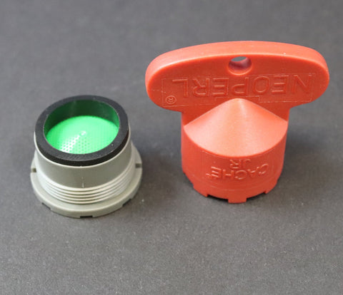 Neoperl Cache' Aerator With Key For Delta
