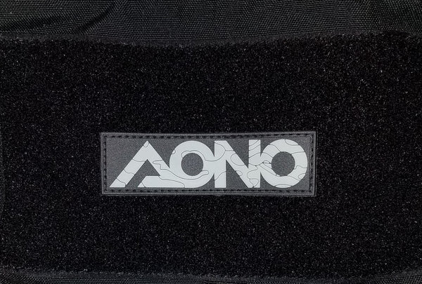 AONO G.I.T.D. NAME TAPE - Always Outnumbered Morale Patches