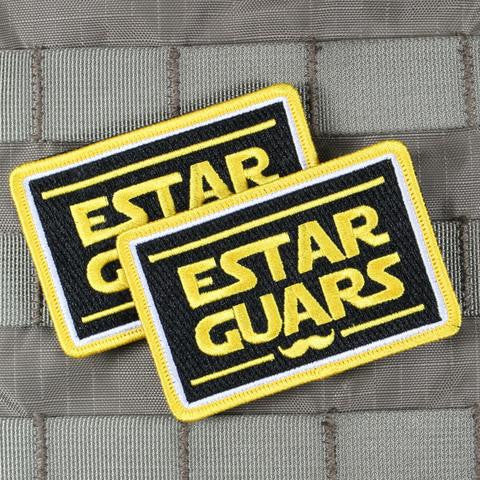 ESTAR GUARS MORALE PATCH - Always Outnumbered Morale Patches