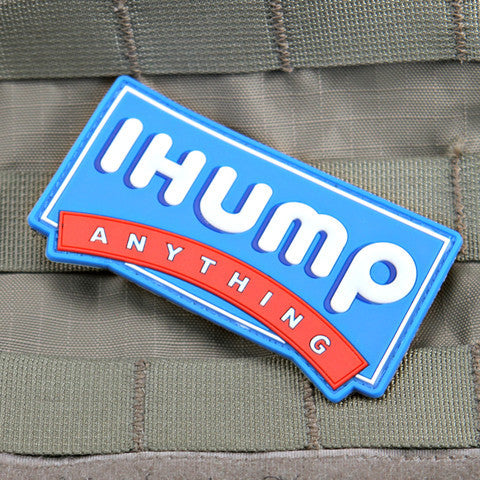 Ihump Patch - Always Outnumbered Morale Patches