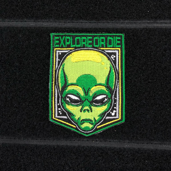 Explore Or Die