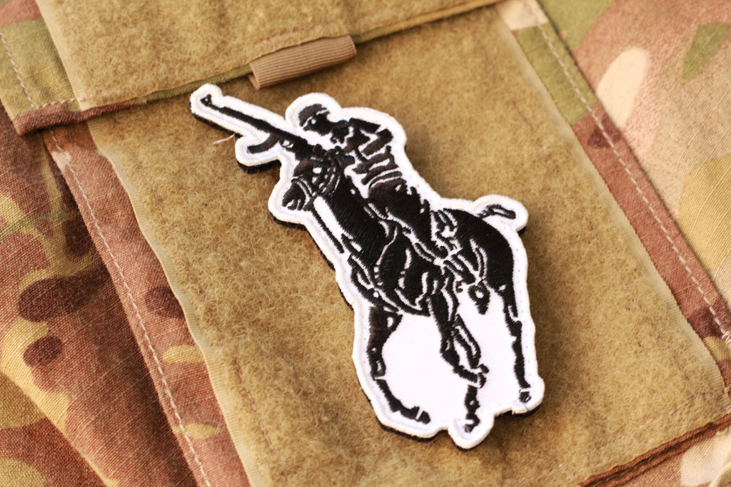 Polo Operator Morale Patch BROlo - Always Outnumbered Morale Patches