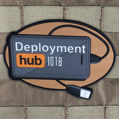 Deployment Hub Morale Patch - Always Outnumbered Morale Patches
