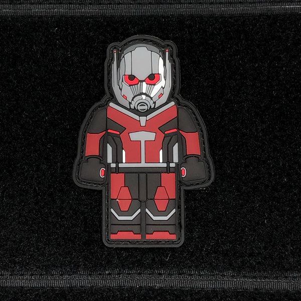 """Ant Man"" Brick Operator - Always Outnumbered Morale Patches"
