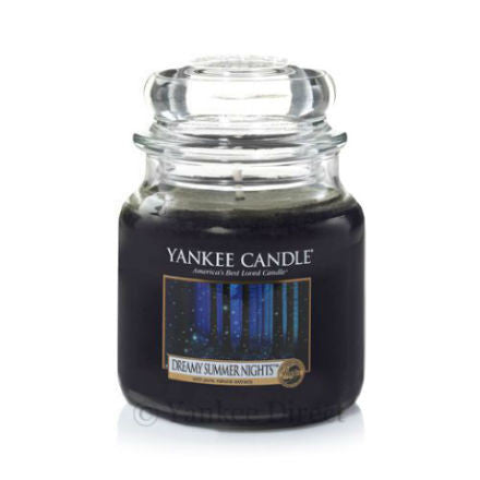 Dreamy Summer Nights Yankee Medium Jar