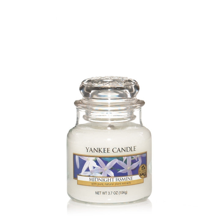 Midnight Jasmine Yankee Small Candle Jar