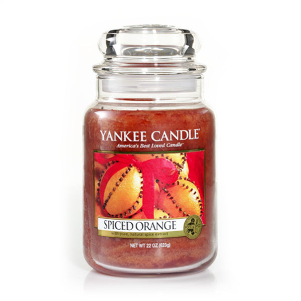 Spiced Orange Yankee Large Jar