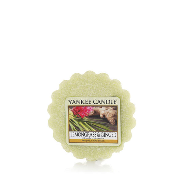 Lemongrass & Ginger Yankee Wax Melt